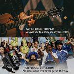 Accordeur de Guitare Electrique Uktunu A3-CS Tuner 360 Degrés Rotation Digital Ecran en Couleur LCD Violon Ukulélé Guitare Classique Folk Mandoline Banjo Chromatique à Pince Debutant Mélomane de la marque Uktunu image 4 produit