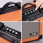 Amplificateur de guitare de Mugig avec l'amplificateur portatif de poignée pour l'amplificateur de guitare électrique de guitare de 10W de la marque Mugig image 4 produit