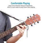 Asmuse Pack Guitare Classique en Bois avec Kit d'Accessoires, Instrument Musical Naturel Acoustique pour l'Apprentissage des Débutants de la marque Asmuse image 3 produit