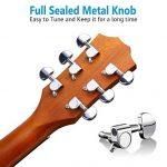 Asmuse Pack Guitare Classique en Bois avec Kit d'Accessoires, Instrument Musical Naturel Acoustique pour l'Apprentissage des Débutants de la marque Asmuse image 4 produit