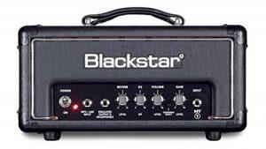 BLACKSTAR HT-1RH Tête d'ampli guitare à lampes 1W de la marque Blackstar image 0 produit