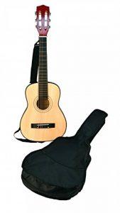 BONTEMPI - GSW 75.2/b - Guitare en Bois avec Housse De Protection Et Transport - 75 Cm de la marque BONTEMPI image 0 produit