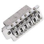 Buwico Guitare électrique Tremolo Bridge For Fender Stratocaster Strat Assembly Remplacement de la marque Kmise image 1 produit