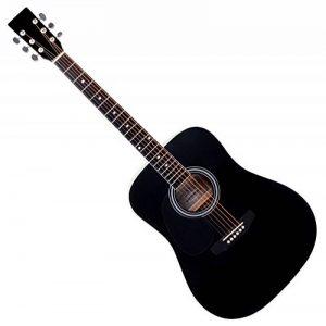 Classic Cantabile WS-10BK-LH Guitare Folk Noir Modèle Gaucher de la marque Classic Cantabile image 0 produit