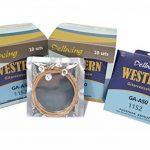 Dellwing - Jeu de cordes pour guitare acoustique et guitare folk de la marque Dellwing® image 3 produit