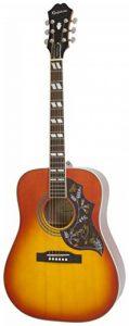 Epiphone Hummingbird PRO Guitare électro-acoustique Faded Cherry Sunburst de la marque Epiphone image 0 produit