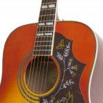 Epiphone Hummingbird PRO Guitare électro-acoustique Faded Cherry Sunburst de la marque Epiphone image 3 produit
