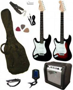 guitare électrique gaucher TOP 1 image 0 produit