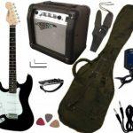 guitare électrique gaucher TOP 1 image 1 produit