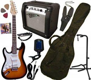 guitare électrique gaucher TOP 3 image 0 produit