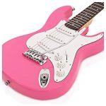 Guitare Électrique LA 3/4 + Pack Ampli 10 W Pink de la marque Gear4Music image 1 produit