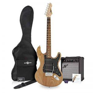 LA Guitare Électrique II SSS + Pack Ampli Natural de la marque Gear4Music image 0 produit