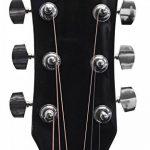 Martin Smith W-100 Pack Guitare acoustique avec sangle, médiators et cordes - Naturel de la marque Martin Smith image 3 produit