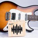 Rayzm ampli combo guitare électrique,Mini Ampli guitare 5 watts avec ceinture sangle, adaptateur secteur/prises Aux-In/Headphone, haut-parleur 4 pouces, batterie incluse. de la marque Rayzm image 3 produit