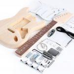 Rocktile DIY Kit de Construction Guitare Électrique Style ST de la marque Rocktile image 3 produit