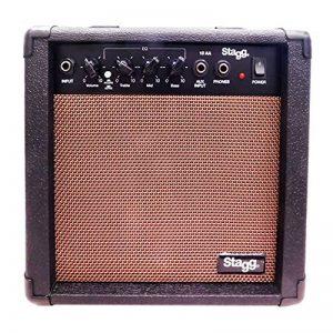 Stagg 10 AA EU Amplificateur pour Guitare Acoustique 10 W Noir de la marque Stagg image 0 produit