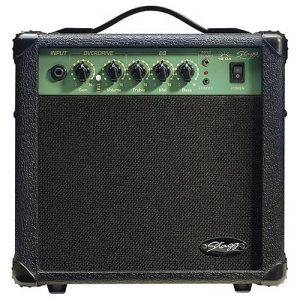 Stagg 10 GA EU Amplificateur pour Guitare électrique 10 W Noir de la marque Stagg image 0 produit