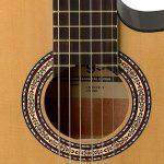 Stagg C546TCE N Guitare électro-acoustique Classique Nylon Naturelle de la marque Stagg image 1 produit