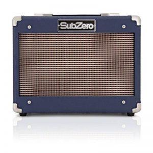 SubZeroSZTUBE-5 Ampli Guitare à Lampes 5 W de la marque SubZero image 0 produit