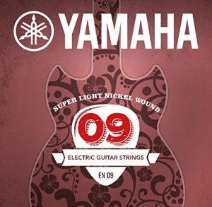 Yamaha EN09 Cordes pour Guitare électrique Acier de la marque Yamaha image 0 produit