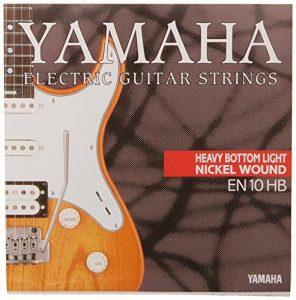 Yamaha - EN10HB - Cordes pour Guitare Electrique - Acier de la marque Yamaha image 0 produit
