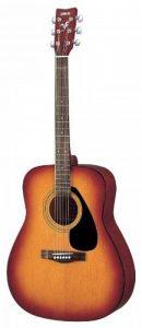 Yamaha - F310T-PBS - Guitare Folk Acoustique - Sunburst de la marque Yamaha image 0 produit